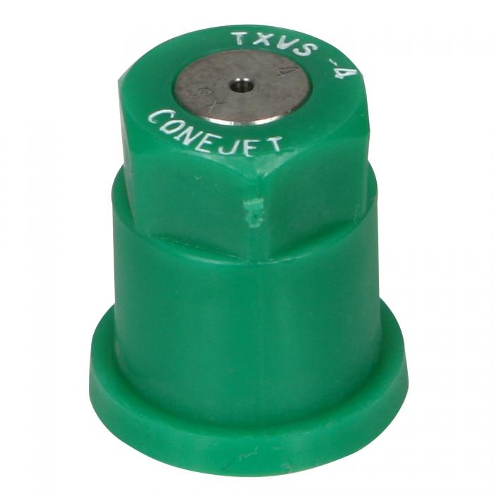 Tee-Jet Hollow Cone Spray Nozzle - Green