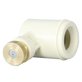 3/8 inch Mister Elbow