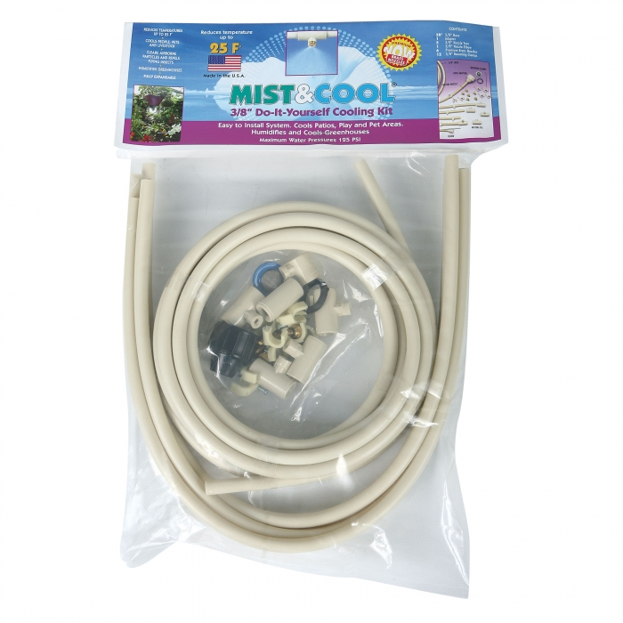 Mist and Cool 3/8 inch Do It Yourself Kit