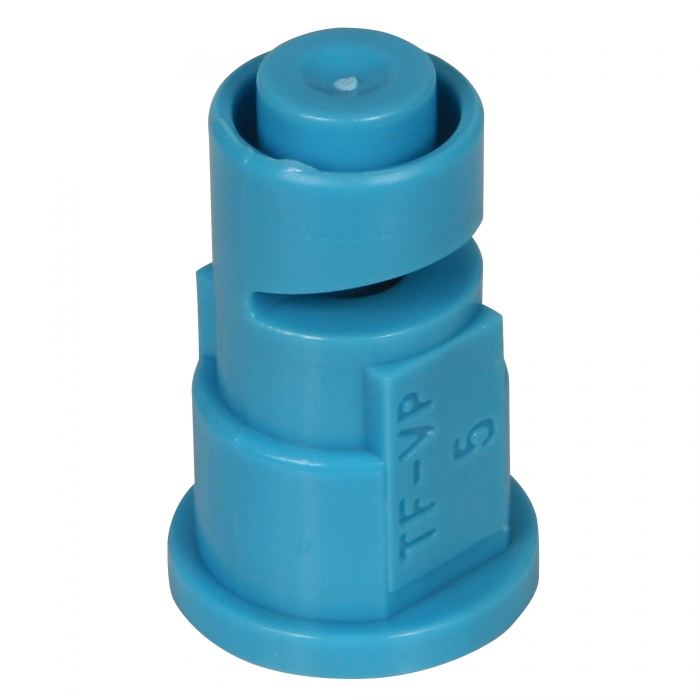 Tee-Jet Wide Angle Flat Spray Nozzle - Blue