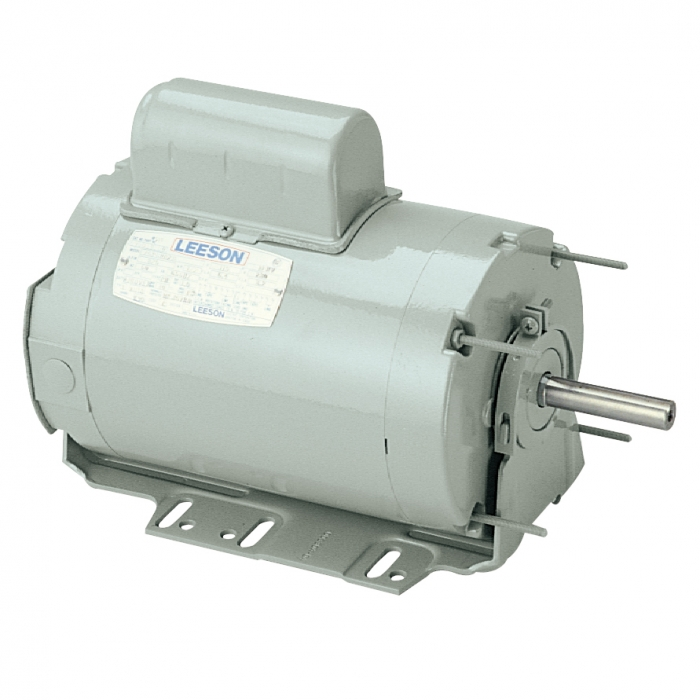Leeson - Variable Speed Fan Motor - 1/2, 3/4 and 1 HP