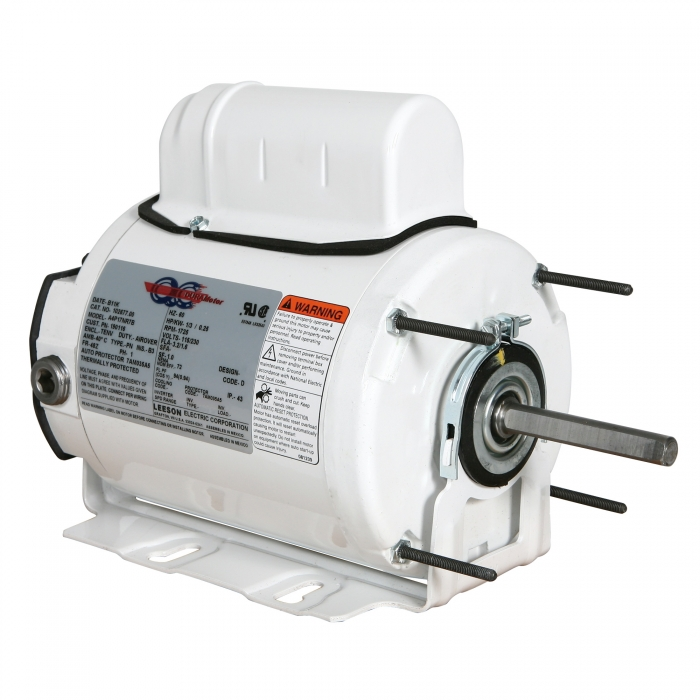 Variable Torque DuraMotor for Ventilation Fan - 1/2 HP  (K48Z)