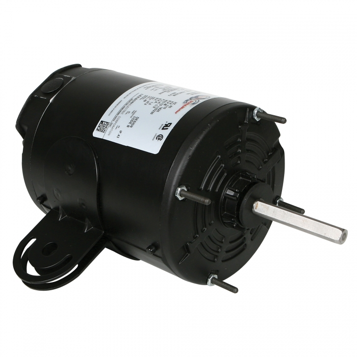 DURAMotor Circulating Fanand Pedestal Motor - 1/10 HP - View 1