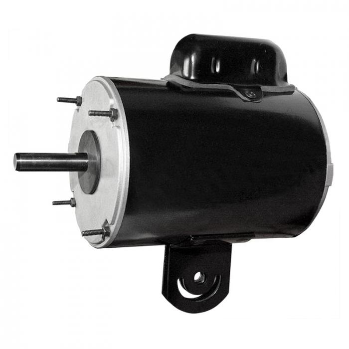 Direct Drive Fan Motor, 1/10HP, 115/230V