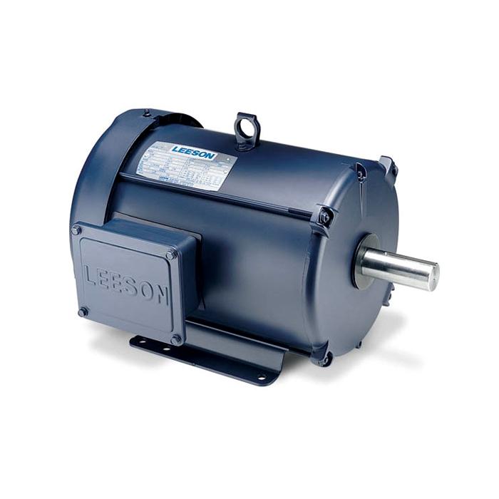 Leeson General Purpose Motor - 1 1/2 HP