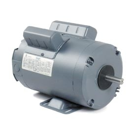 Leeson Belt Drive Fan Motor - 3/4 HP