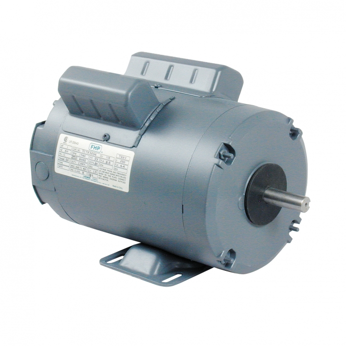 Leeson Belt Drive Fan Motor - 1 HP