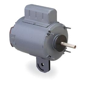 Leeson Commercial Duty Pedestal Fan Motor - 1/2 HP - 5/8