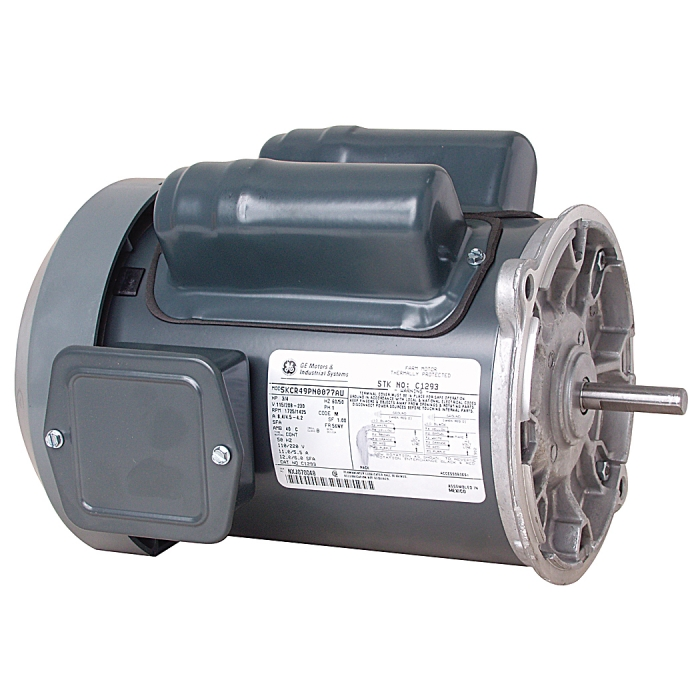 3/4 HP Marathon Electric Direct Drive Auger Motor
