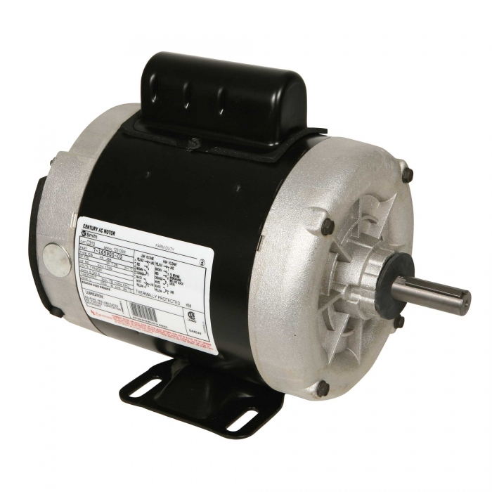 1/3 HP Century Farm Duty Motor 115/230V
