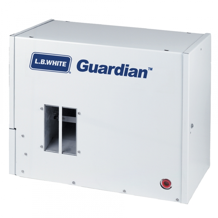 LB White Guardian 30-60,000 BTU Propane - Direct Spark Heater (Heater Only)