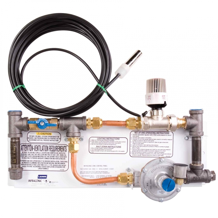 L.B. White High Capacity Control for Infraconic Heater
