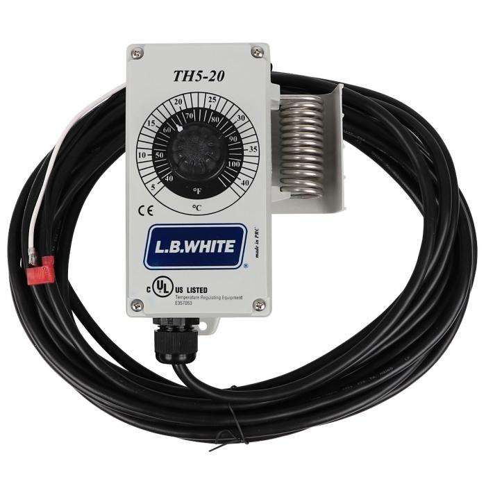 LB White Thermostat