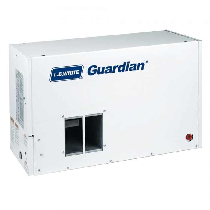 LB White Guardian 50-100,000 BTU Propane Heater (Heater Only)