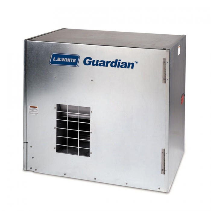 LB White Guardian 160-250,000 BTU Propane  - Direct Spark Ignition Heater (Heater Only)