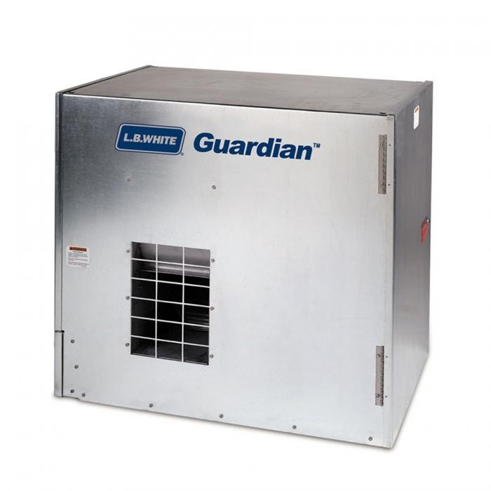 LB White Guardian 160-250,000 BTU Propane Heater Only