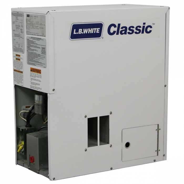 LB White Classic 60,000 BTU Natural Gas Heater Only