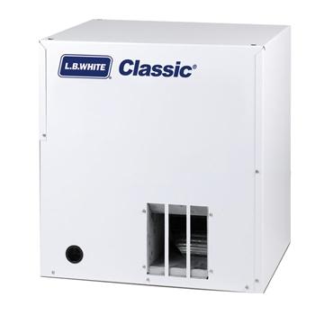 LB White Classic 115,000 BTU Natural Gas Heater Complete