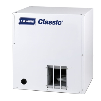 LB White Classic 115,000 BTU Natural Gas Heater Only