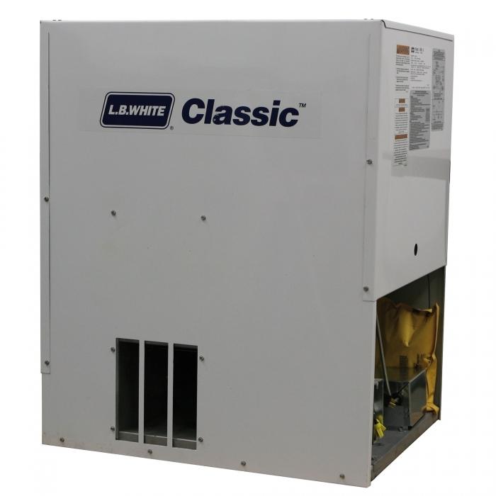 LB White Classic 170,000 BTU Natural Gas Heater Complete
