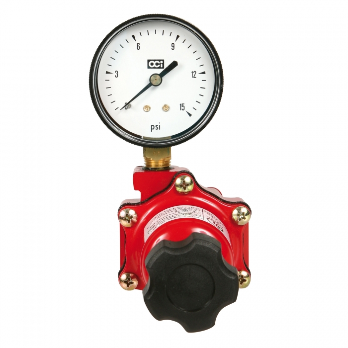 Manual Regulators for Gasolec Heater - PR 300 M/12