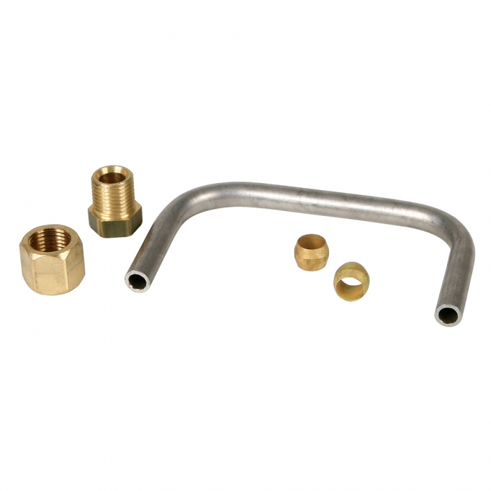 LB White I-17 Tube w/Nuts and Sleeves