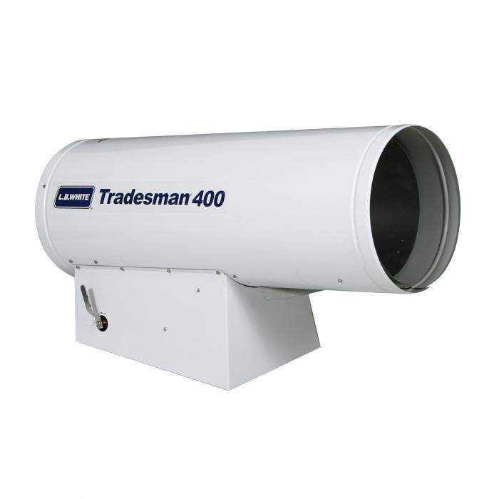 LB White Portable Forced Air Heater (400,000 BTU)