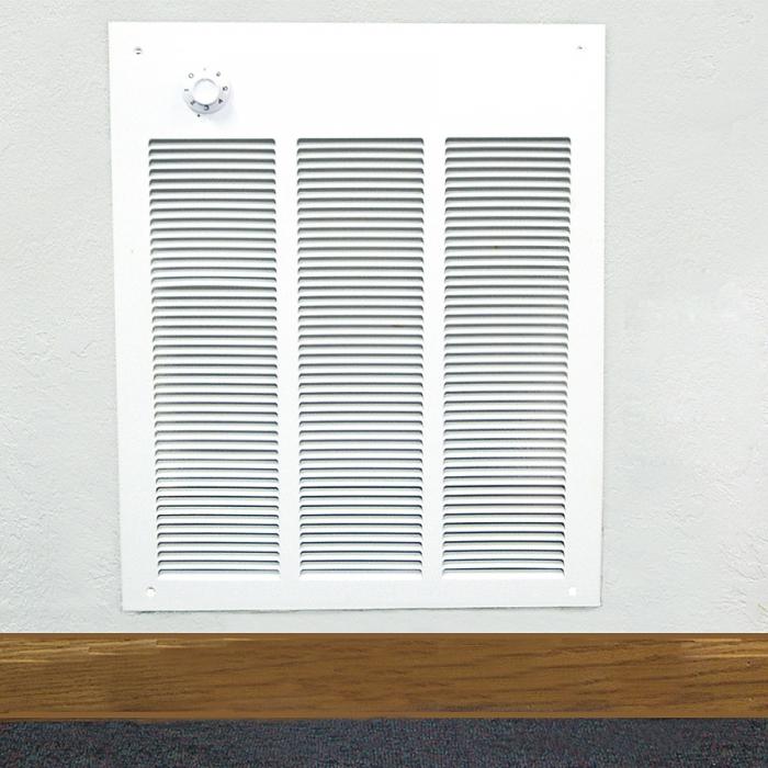 Q-Mark Electric Wall Heater - 4,000 Watt