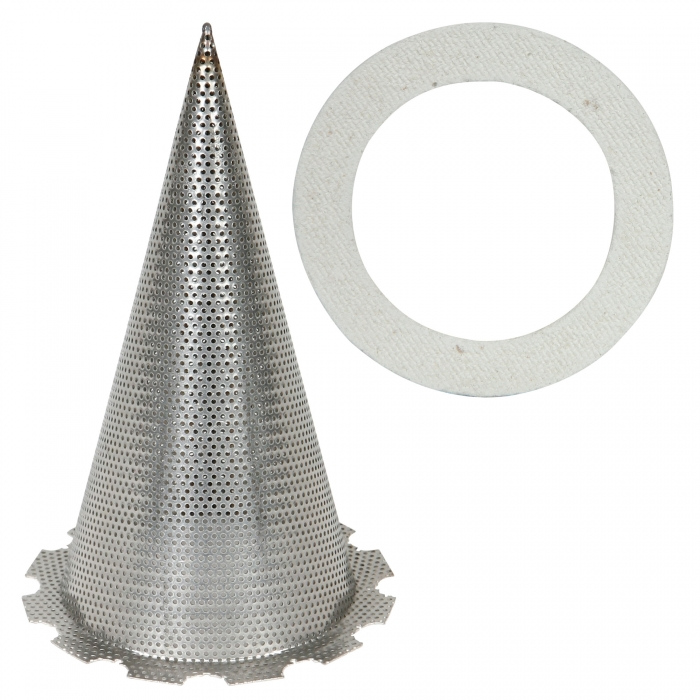 Inner Cone for L.B. White I-34 and I-40 Infraconic Heater