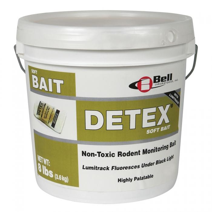 Detex Soft Bait w/Lumitrack