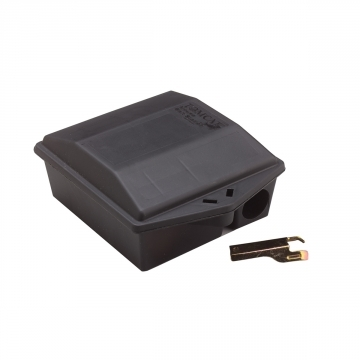 Motomco Tamper Resistant Mouse Bait Station