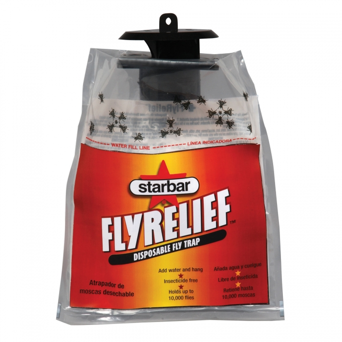 Fly Relief Disposable Trap - Regular