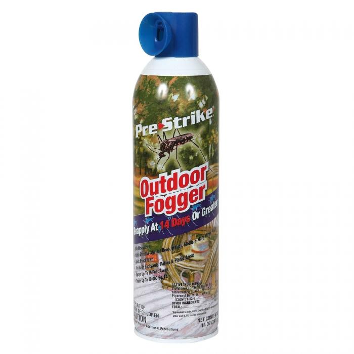 Pre-Strike Outdoor Fogger