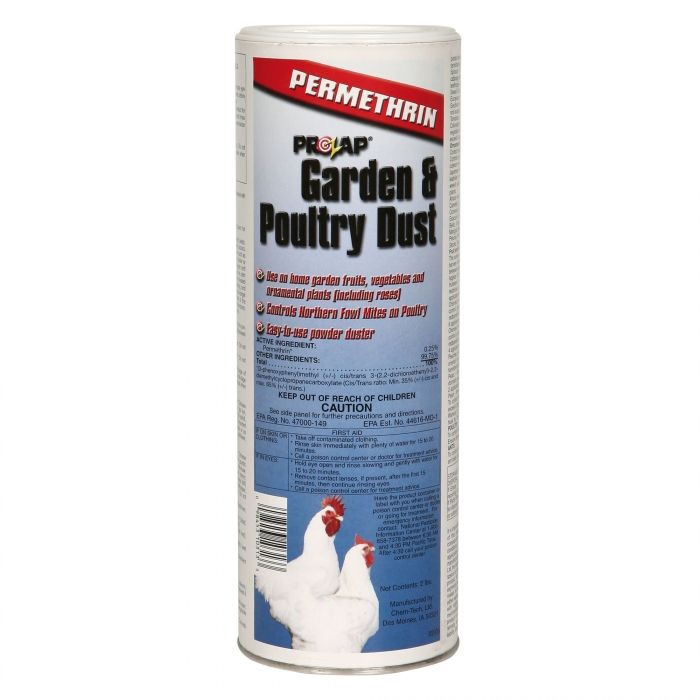 Prozap Garden and Poultry Dust