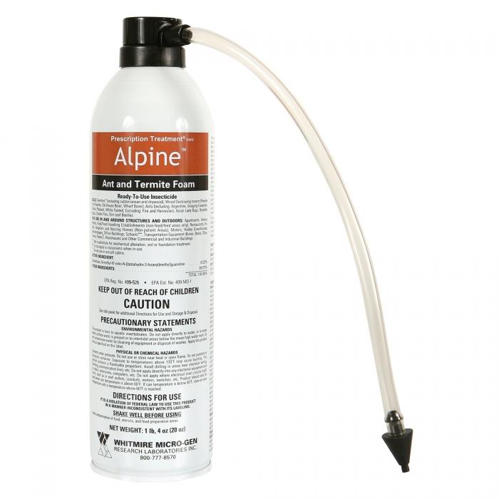 Prescription Treatment brand Alpine Ant and Termite Foam