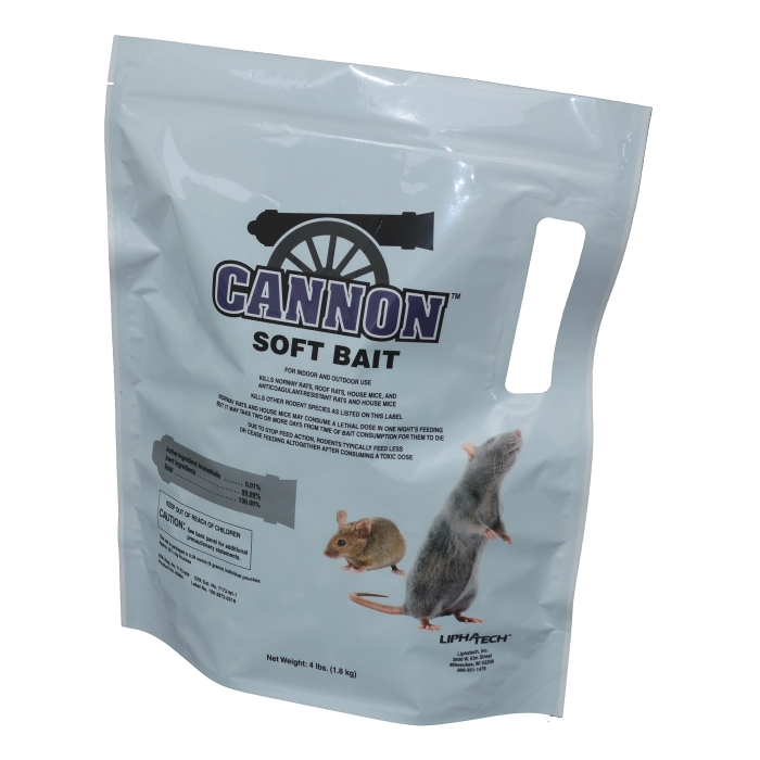 LiphaTech Cannon Soft Bait - 4 lbs