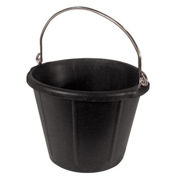 DuraFlex® Rubber Bucket