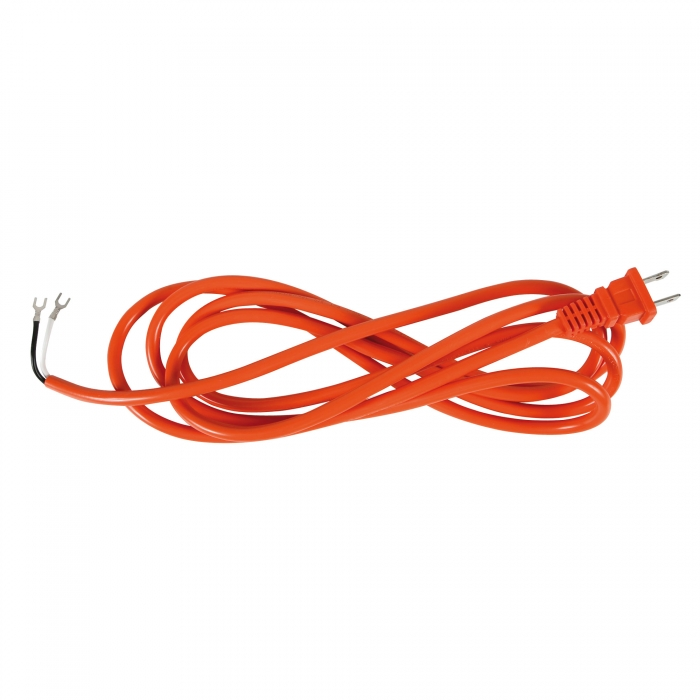 9' Power Supply Cord (18/2 Gauge)