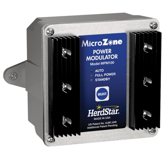 MicroZone Power Modulator