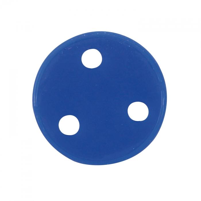 Blue Diaphram for Edstrom Hog or Piglet Nipple