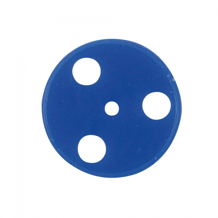 Blue Diaphram for Edstrom Sow or Wet Feed Nipples