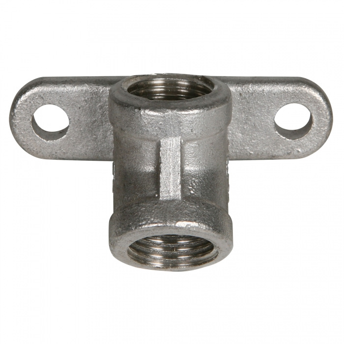 45 deg Stainless Steel Nipple Brackets