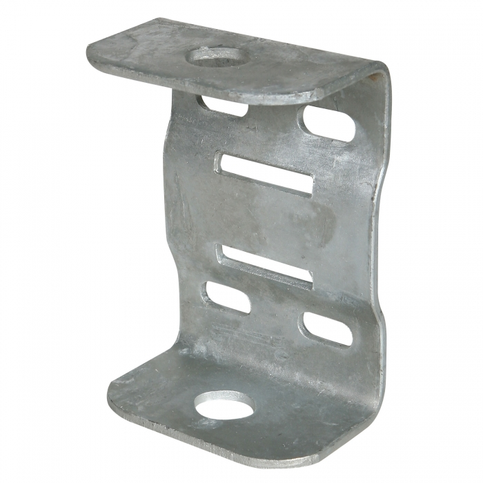 Wall Bracket Parts - Galvanized Bracket Plate