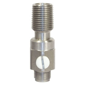 MDL 929/92 and 939/93 - SS Connector with Regulating Screw