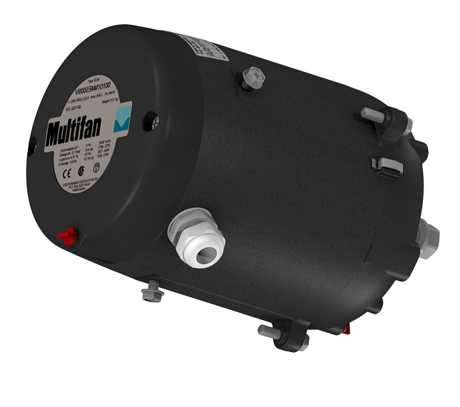 Multifan 220V Motor for 8
