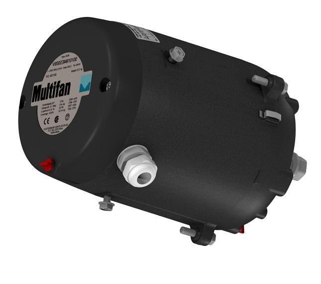 Multifan 110V Motor for 10