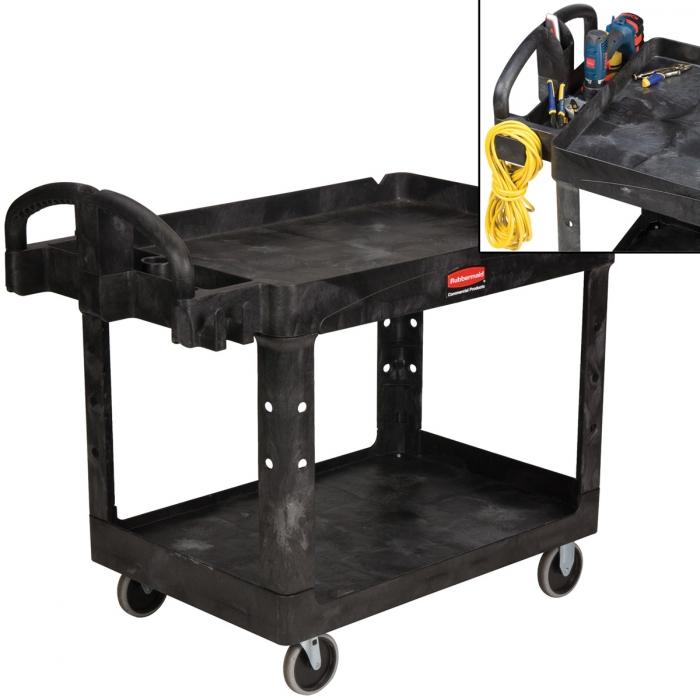 Utility Cart - 45 inch x 26 inch x 33 inch