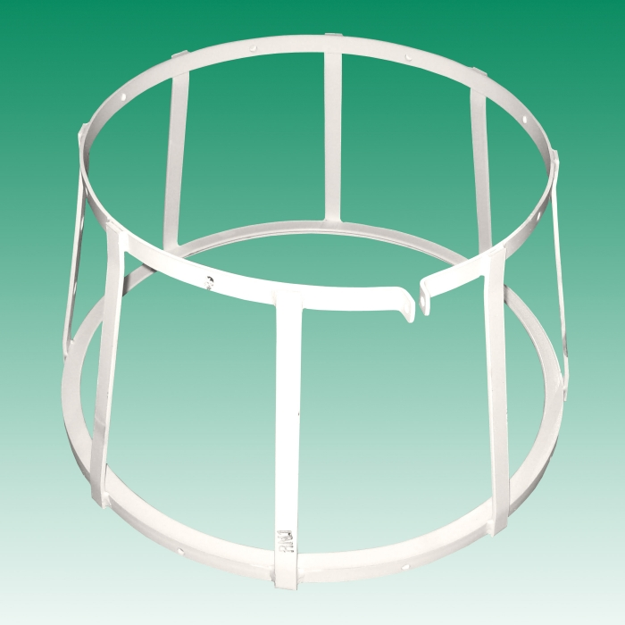 Steel Trough Divider for Osborne RN1 Big Wheel Feeder