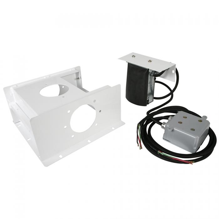 Cablevey Control Hopper/Auger Cap