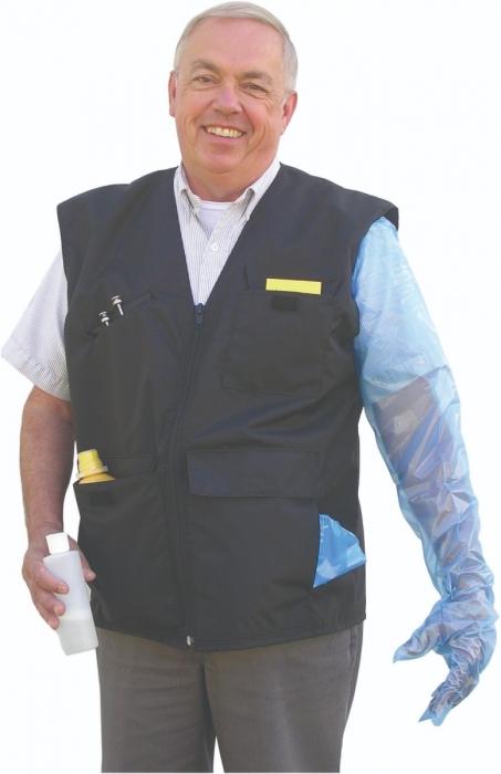 Udder Tech Artificial Insemination Vest